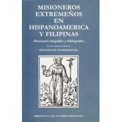 Misioneros extremeños en Hispanoamérica y Filipinas