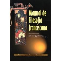 Manual de filosofía franciscana