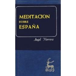 Meditación sobre España. Ideario político-social