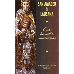 Ocho homilías marianas